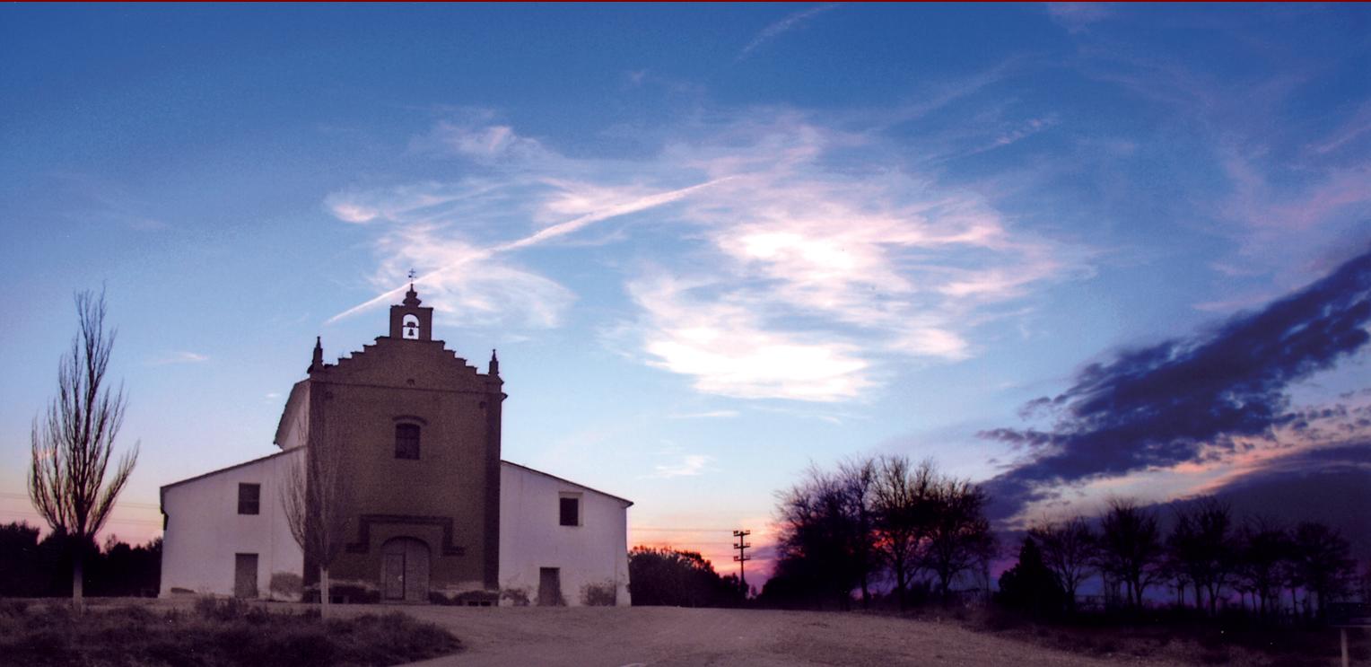 Edificios religiosos ayuntamiento de pedrola for Cementerio parque jardin del sol pilar