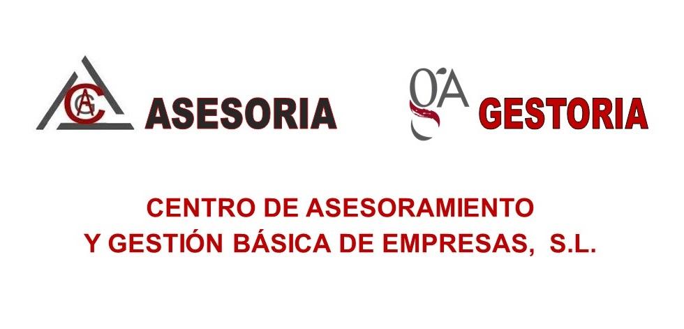 Centro de Asesoramiento y Gestión Básica de Empresas S.L.