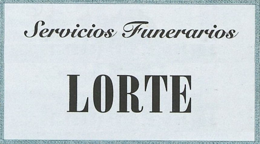 Servicios Funerarios Lorte
