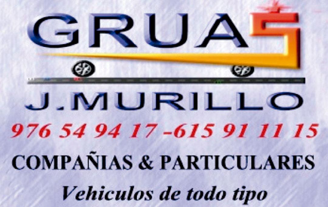 Gruas J. Murillo