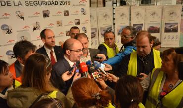 El Presidente de Aragón visita ArcelorMittal