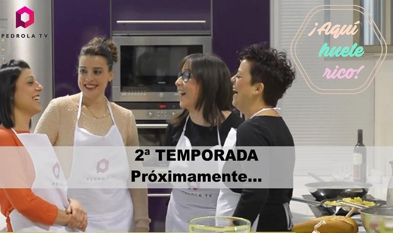 """Preparando la nueva temporada del Programa de cocina """"Aquí huele rico"""""""