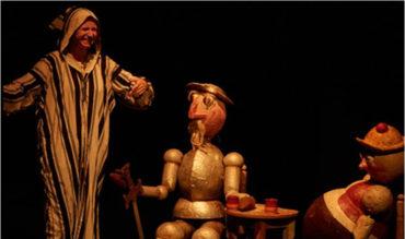 """El Teatro Arbolé presenta """"Don Quijote por la Mancha de Aragón"""""""