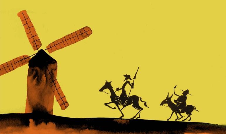 II Panzada del Quijote