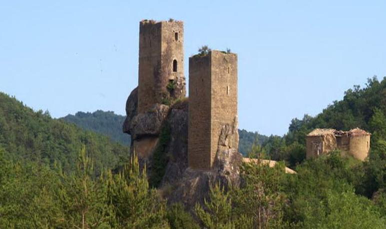 Exposición de DPZ: Castillos de la Provincia de Zaragoza