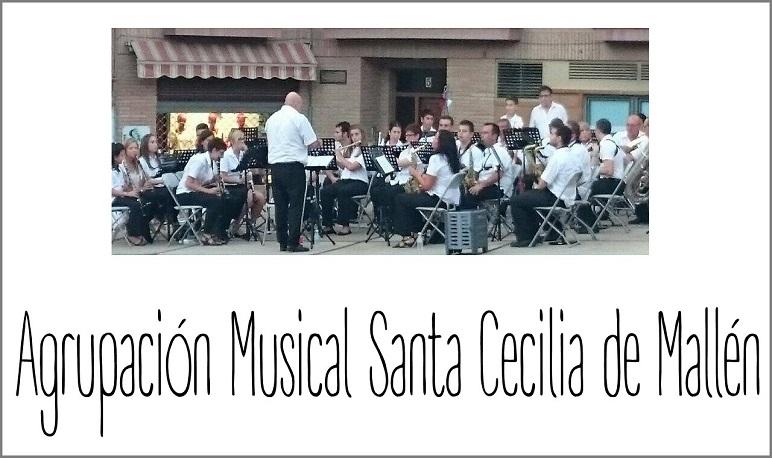 Concierto de la Agrupación Musical Santa Cecilia de Mallén