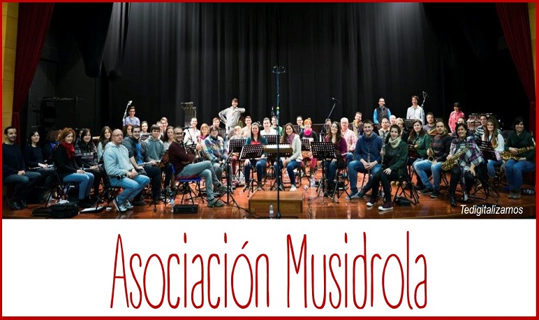 Audición de Santa Cecilia con la Asociación Musidrola