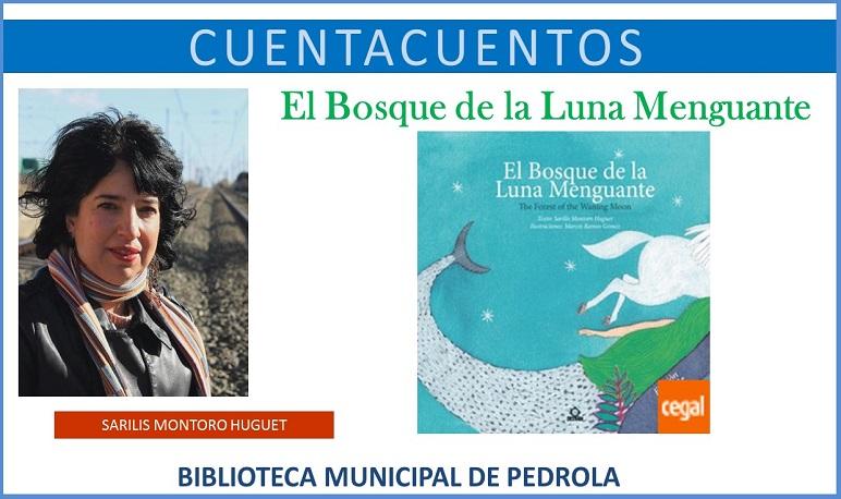 Cuentacuentos: El Bosque de la Luna Menguante con Sarilis Montoro Huguet