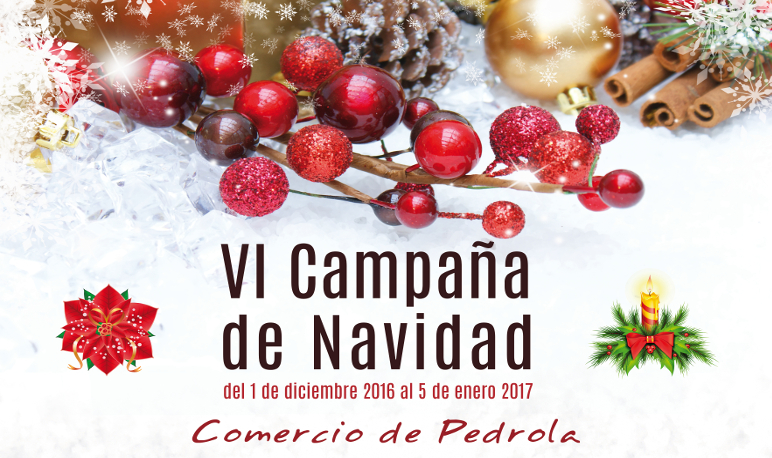 VI Campaña de Navidad del Comercio Local
