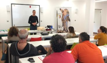 El Ayuntamiento de Pedrola inicia mañana uno de los dos cursos de formación en el manejo de desfibriladores