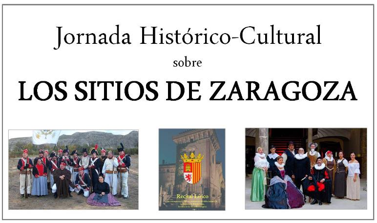 Jornada Histórico-Cultural sobre Los Sitios de Zaragoza