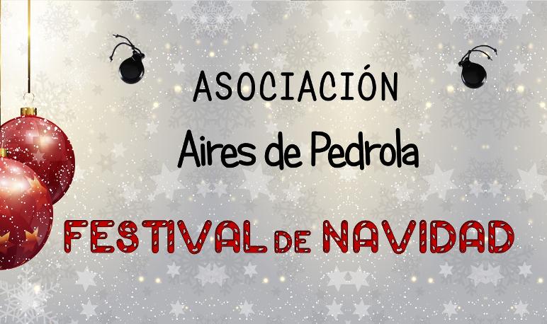 Festival de Navidad de la Asociación Aires de Pedrola