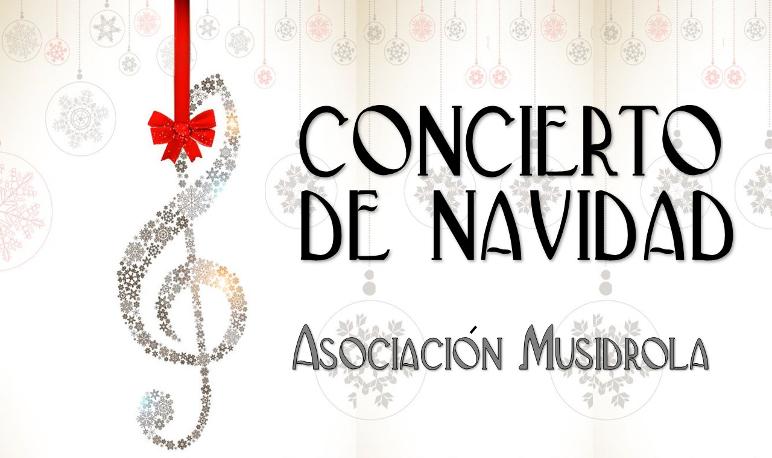 Concierto de Navidad de la Asociación Musidrola