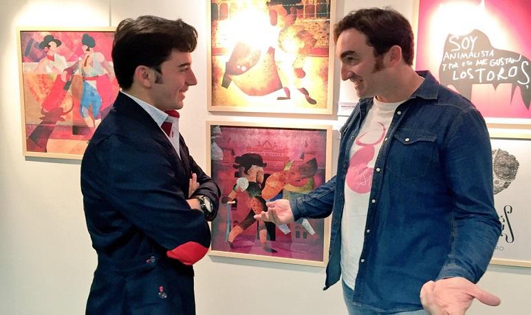 """Leer, llave de libertad para todos"" con Juan Iranzo e Imanol Sánchez"