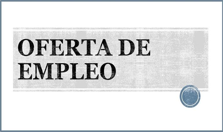 Oferta de empleo: operarios industriales para importante empresa del sector automoción.