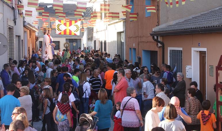 La Concejalía de Festejos comunica las fechas de las fiestas del año 2017