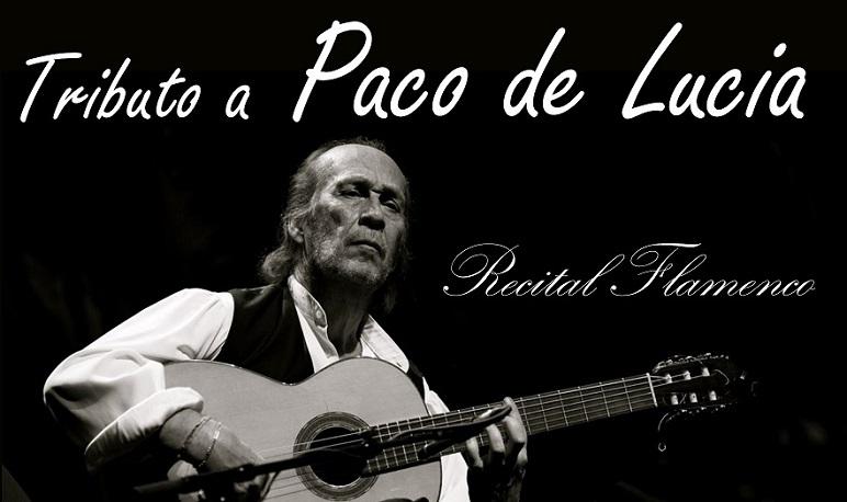 Tributo a Paco de Lucía