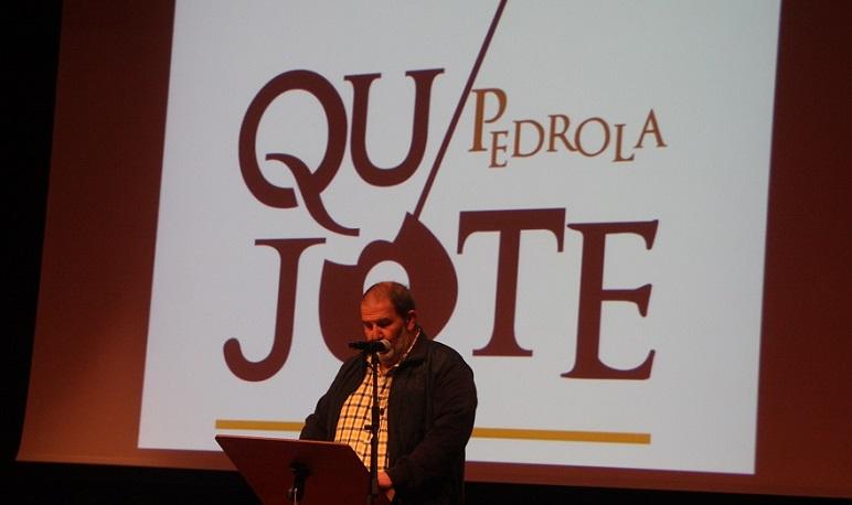 """Pedrola homenajeó a Cervantes y su obra """"Don Quijote"""" el pasado fin de semana"""