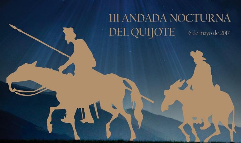III Andada Nocturna del Quijote