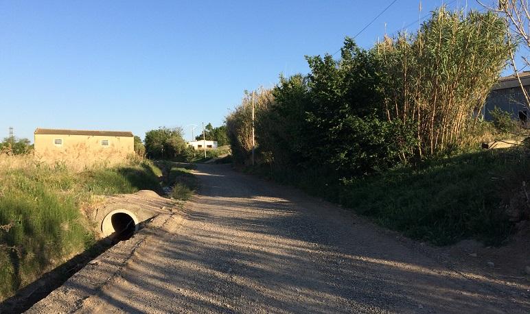 En marcha la reparación de 15 Kilómetros de caminos vecinales en Pedrola