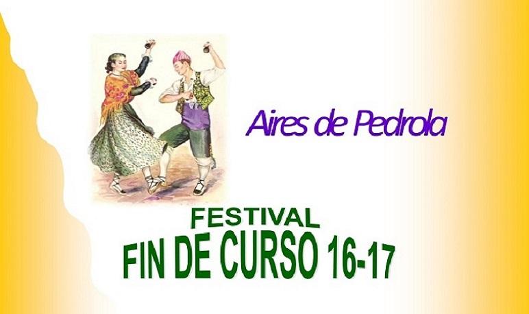 Festival de fin de curso de Aires de Pedrola