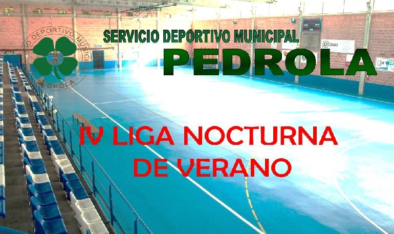 IV Liga Nocturna de Verano Villa de Pedrola