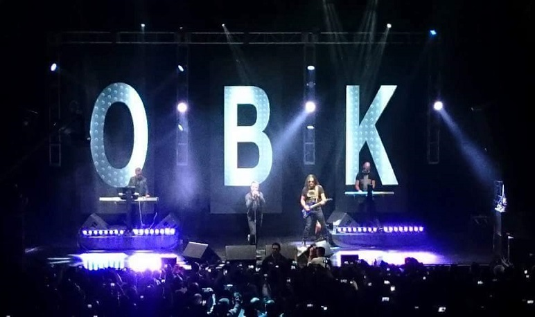 OBK en concierto para finalizar las fiestas de San Roque 2017 en Pedrola