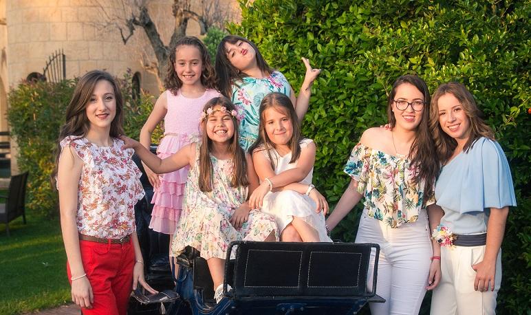 Conoce a las reinas de fiestas 2017