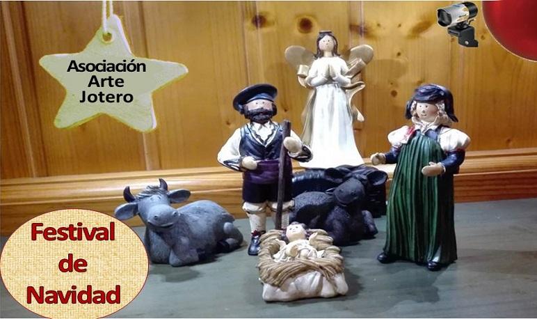 Festival de Navidad de Arte Jotero