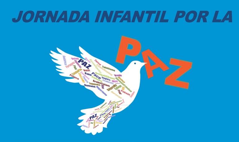 Jornada infantil por la Paz en Pedrola