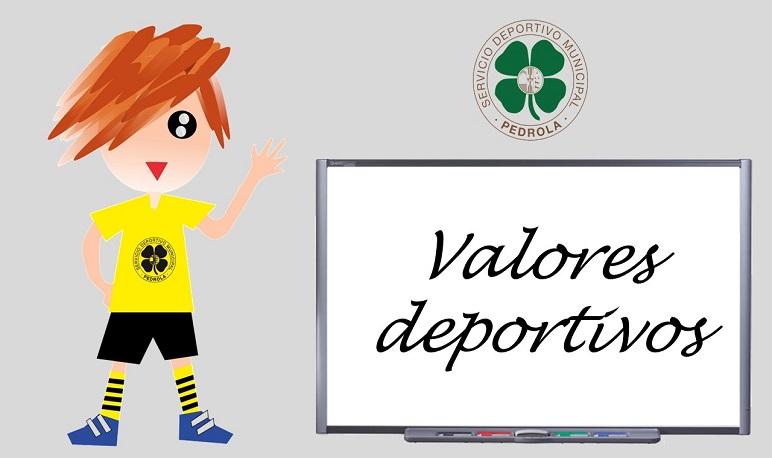 El SDM Pedrola promueve los valores deportivos