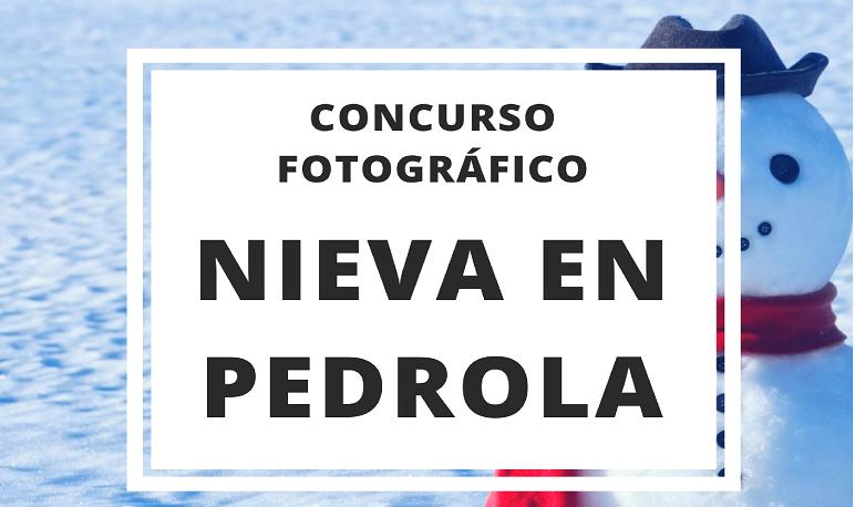Concurso fotográfico: Nieva en Pedrola