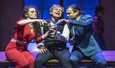 """La Compañía Teatro del Temple presenta """"El Criticón"""" en Pedrola"""