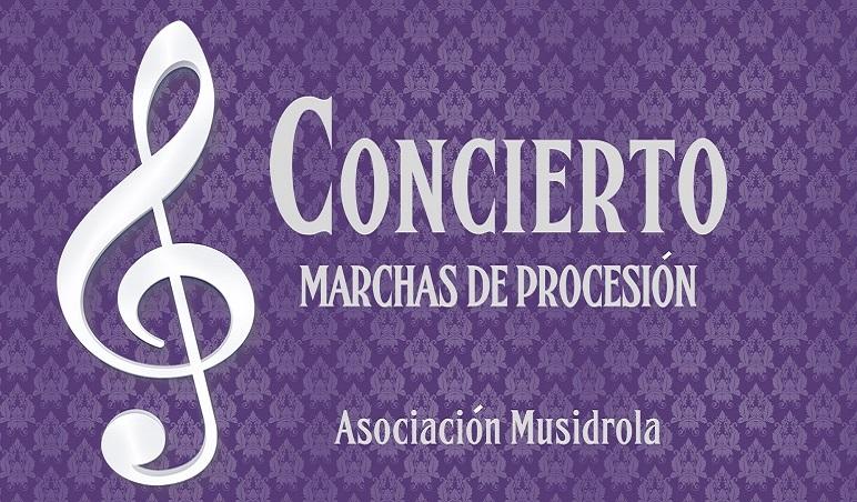 Marchas de Procesión con la Asociación Musidrola