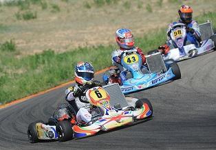 Circuito de karts en Pedrola