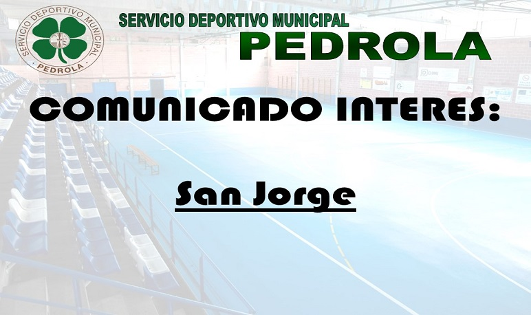 Cierre San Jorge