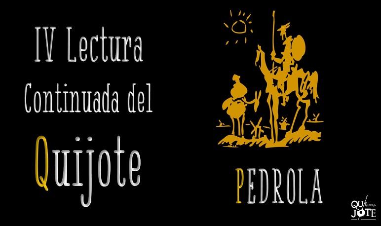 Pedrola homenajea un año más al Quijote