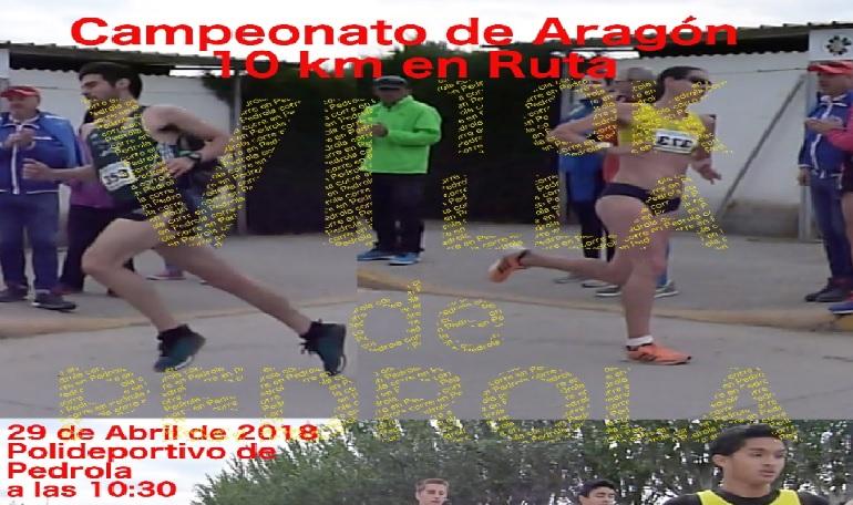 Campeonato de Aragón 10 Km en ruta