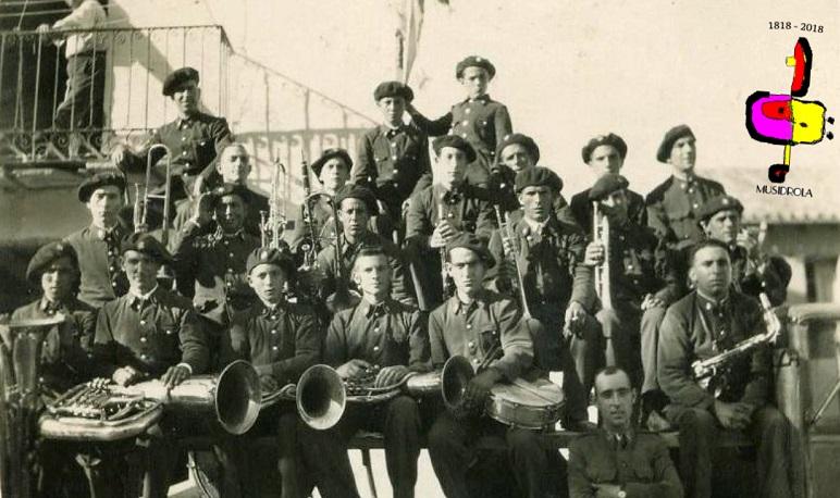 Expofoto Banda 200 Años y Audiciones de Musidrola