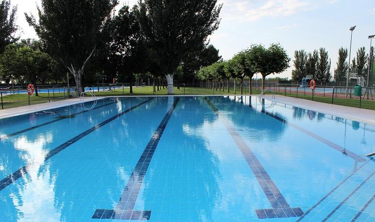 Las piscinas de Pedrola abrirán el 1 de julio. Abonos ya a la venta