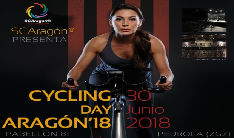 Cycling Day Aragón'18 en Pedrola el 30 de Junio