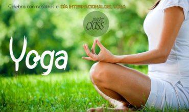 MasterClass de Yoga en Pedrola