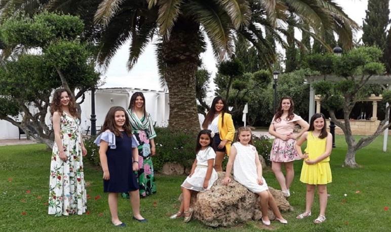 Conoce a las reinas de fiestas de Pedrola 2018