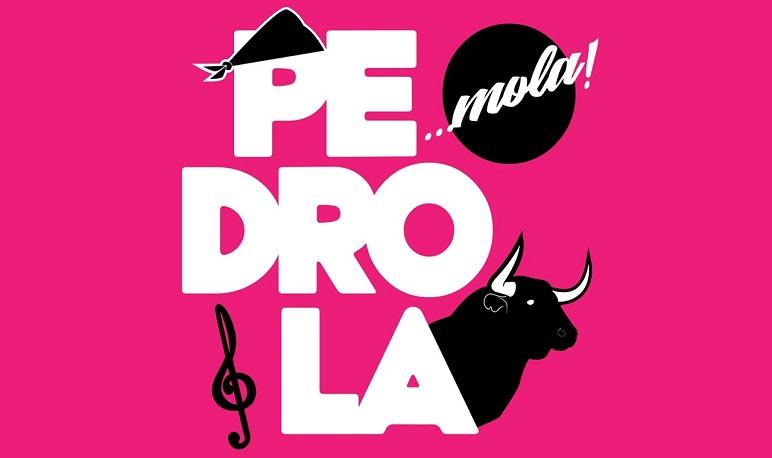 Venta de camisetas, cachirulos y fajines de las Fiestas de Pedrola 2018.