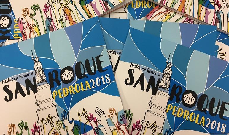 Ya a la venta los programas de Fiestas San Roque 2018