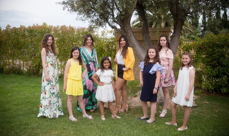 Presentación de las Reinas de las Fiestas de Pedrola 2018