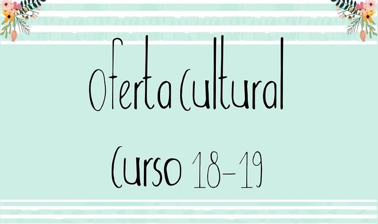 Comienza el segundo trimestre de las actividades culturales