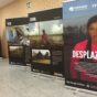 """La Biblioteca Municipal acoge la exposición """"Desplazados"""""""