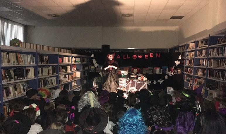 La Biblioteca celebra Halloween