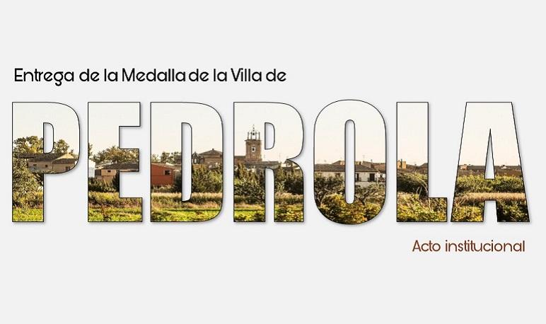 Acto institucional de entrega de la Medalla de la Villa de Pedrola